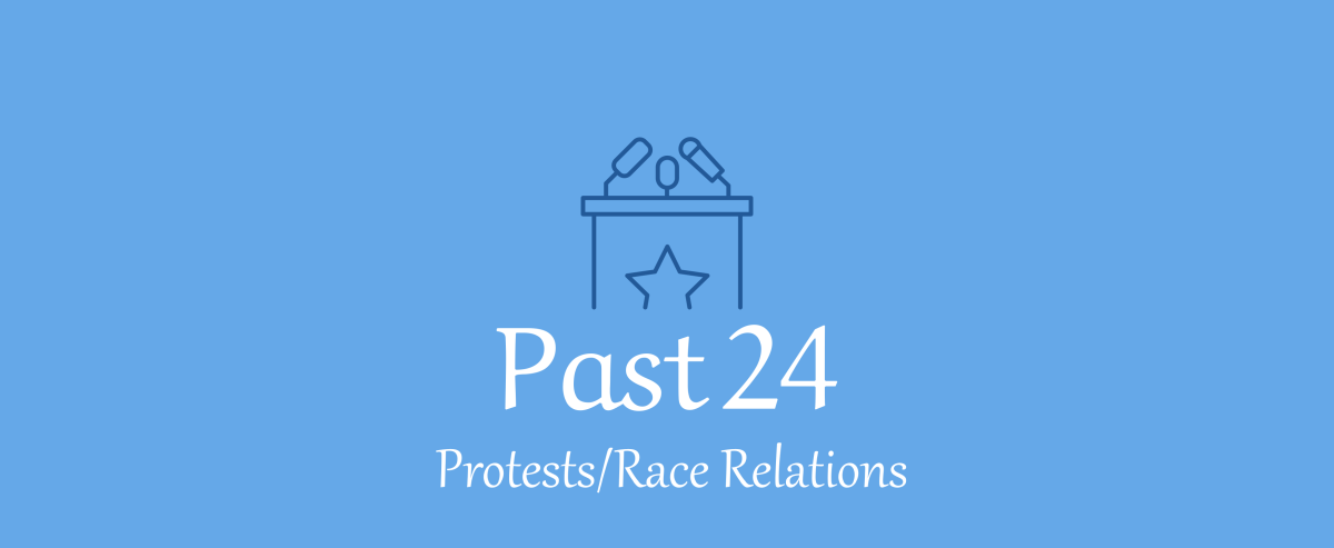 The Past 24 Hours or So – Protests/Race Relations News